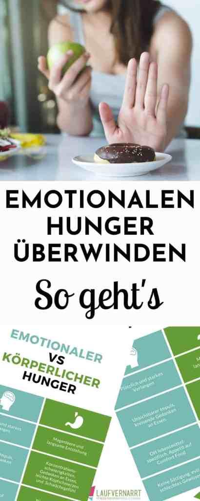 Körperlicher oder emotionaler Hunger? Erfahre die Gründe, warum wir wirklich essen und wie du emotionales Essen überwinden kannst. #abnehmen #emotionales #essen #ernährungstipp
