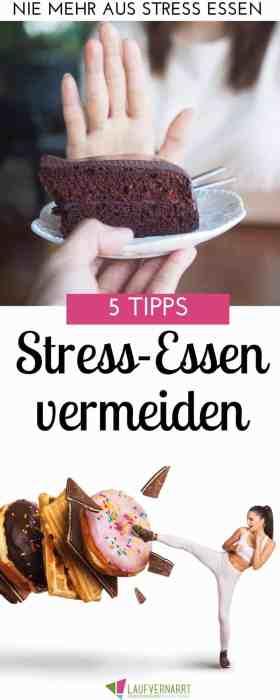 Neigst du dazu, aus Stress zu essen? Hier bekommst du die besten Tipps und Strategien, um Stressessen dauerhaft (!) zu vermeiden und in den Griff zu bekommen.
