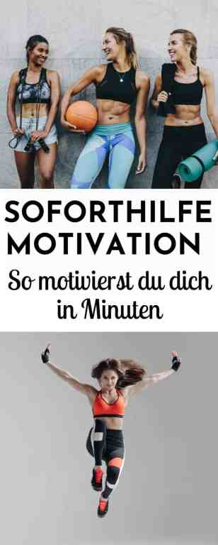 Benötigst du ein wenig #Motivation für #Sport? Wenn du dich gerade schwer zum #Training aufraffen kannst, findest du hier #Soforthilfe für mehr #Energie und #Antrieb. Mit diesen Hacks hat der #Schweinehund keine Chance!
