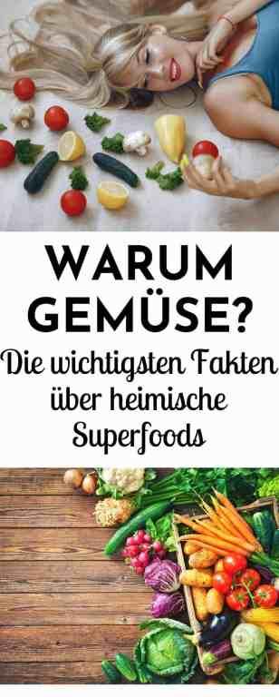Gesunde Ernährung: Wie viel Gemüse solltest du täglich essen? Und welche Gründe gibt es eigentlich dafür? Und was sind Antioxidantien? An Tag 3 der 30 Tage Fitness Challenge erfährst du alles, was du über heimische Superfoods wissen musst.