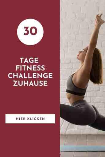 Du willst von zuhause trainieren und suchst nach einem sinnvollen #Trainingsplan für #Muskelaufbau oder #Abnehmen? Diese #30 #Tage #Fitnesschallenge eignet sich perfekt für #Frauen.