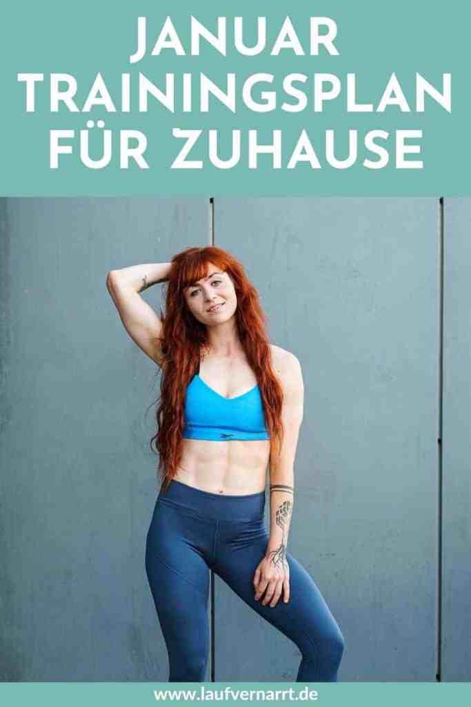 Gratis #Trainingsplan für #zuhause - #Krafttraining und #Muskelaufbau, die #30-Tage-Fitness-Challenge im #Januar ist perfekt für #Frauen und hilft dir, deinen Körper zu straffen!