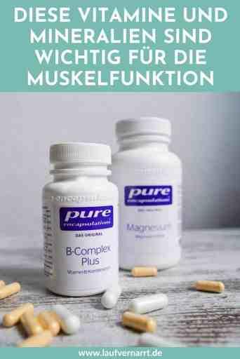 #Muskeln: Diese #Vitamine und #Mineralien sind besonders wichtig fürs #Krafttraining und die #Muskulatur