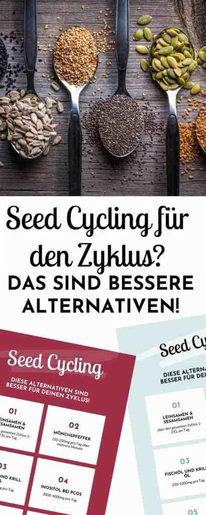 So gut ist #Seed #Cycling für den #Zyklus wirklich.
