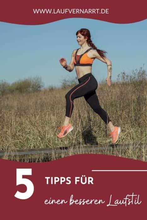 #Lauftechnik #verbessern - das sind die besten Tipps und #Übungen für #Läufer und #Läuferinnen, die ihren #Laufstil optimieren wollen!