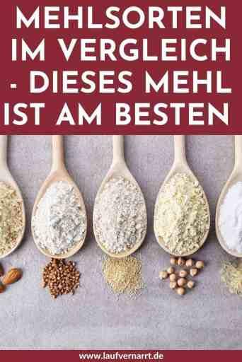 Mehlsorten im Vergleich - Kokosmehl, Mandelmehl, Vollkornmehl, Dinkelmehl? Welches Mehl ist am besten? Im Test stehen gesunde Mehlsorten, auch lowcarb und glutunfrei.