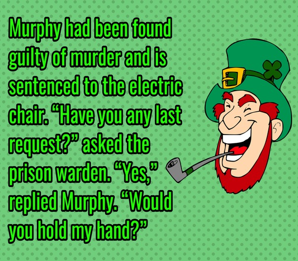 Irish prisoner joke