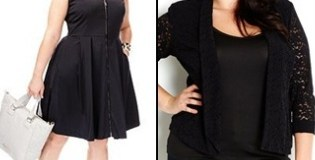 Tips Memilih Baju yang Tepat Untuk Wanita Bertubuh Besar