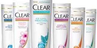 Shampo clear sakura