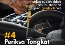 5 Tanda Saatnya Ganti Oli Mobil Anda