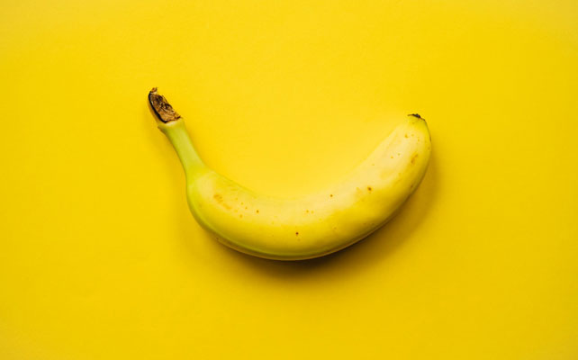 Humans and bananas share about 50 percent of the same DNA.