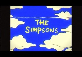 A bizarre fanmade Simpson opening