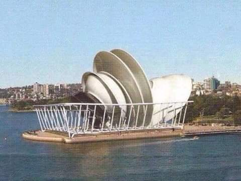 Sydney at its cleanest