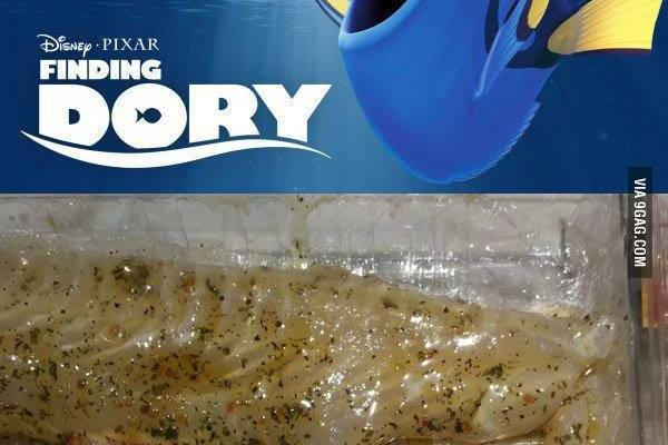 Finding Dory - The Tragedy