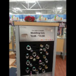 Wedding Set – This product is not real diamond. No returns!