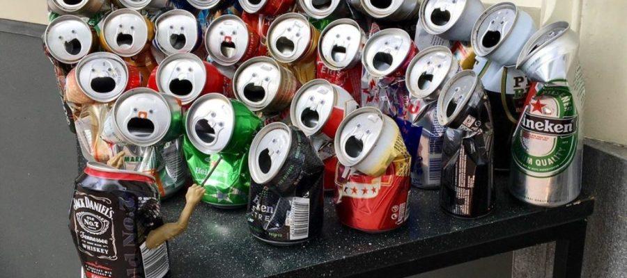 Soda Cans Choir