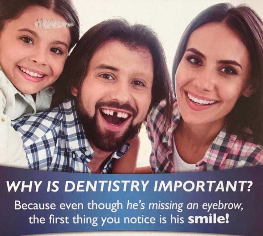 Ingenious Dentistry Advertising