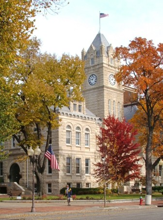 Anderson Hall, Kansas State University - been here as well, but not a picture I took.