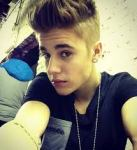 Justin Beiber Selfie