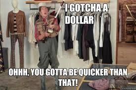 State Farm got a dollar