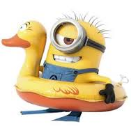 Minion w Rubber Duck