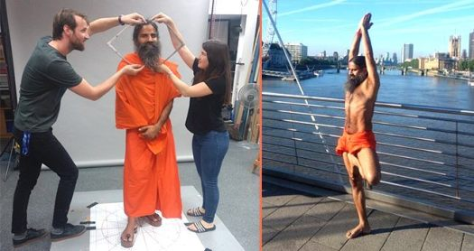 Baba Ramdev To Become First Yogi To Have A Wax Statue At Madame Tussauds In London