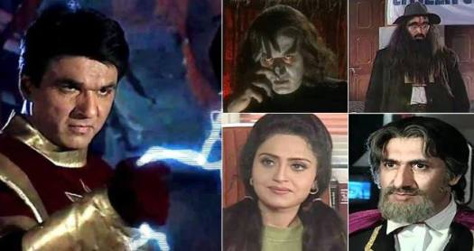 Then And Now! Here's How The Star Cast Of 90s Popular Show Shaktimaan Looks