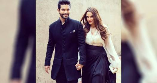 Neha Dhupia said Angad was very certain that I will either be his friend or his wife