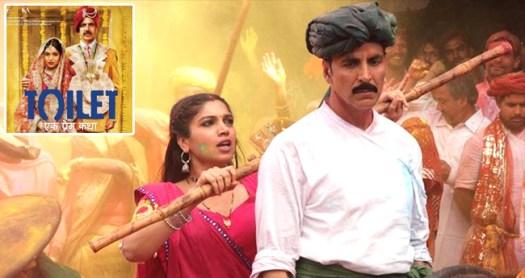 No sequel to Akshay Kumar's Toilet- Ek Prem Katha, it was a brand promotion instead