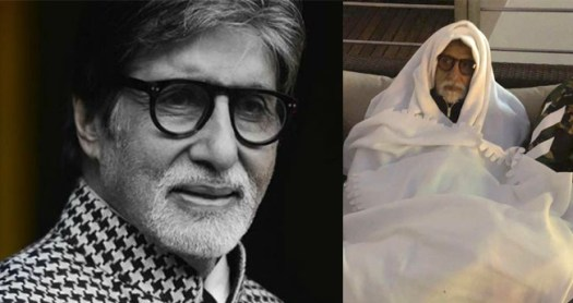 Amitabh Bachchan Has Best Way To Beat Russian Cold And Everyone Should Try It Once