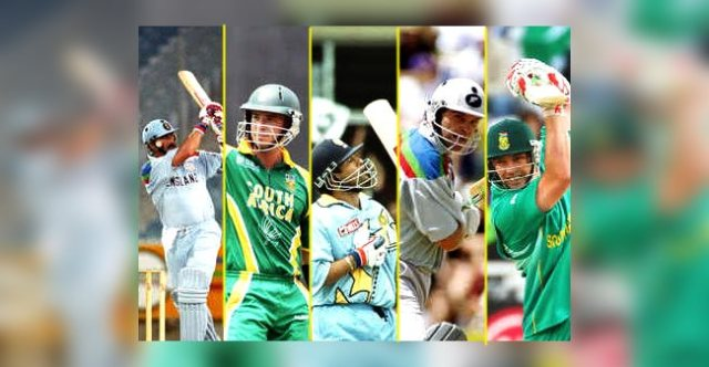 World Cup Flashback: Top Five Cricket Players with Most World Cup Half-Centuries