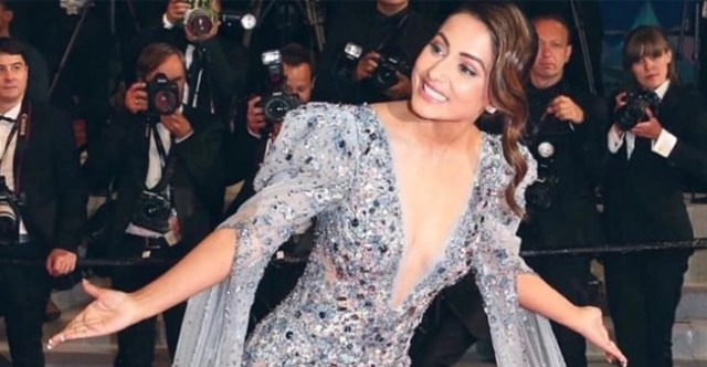 Hina Khan Finally Responds To Magazine Editor's Chandivali Comment On Her Cannes Debut