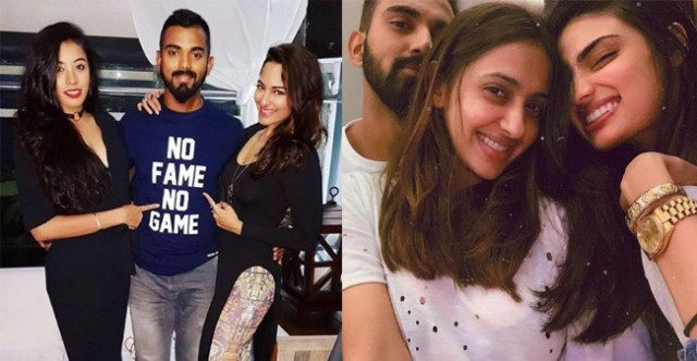 An unexpected curiosity in KL Rahul's love life ahead of World Cup 2019