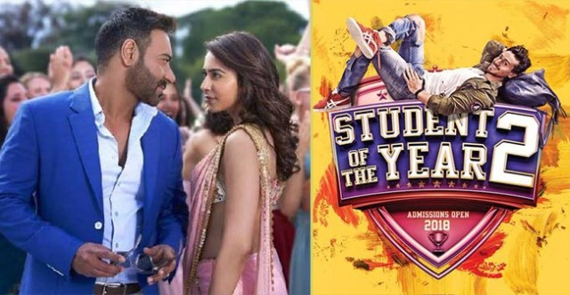 Bollywood Box Office: De De Pyaar De and SOTY 2 Latest Collections Report