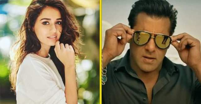 Disha Patani feels she might not get to work with Salman Khan after Bharat