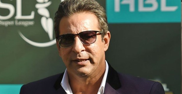 Embarrassed at Manchester airport, Diabetic Wasim Akram shares ordeal on social media