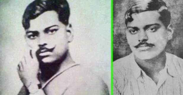 Remembering Chandra Shekhar Azad on his 113th Birthday