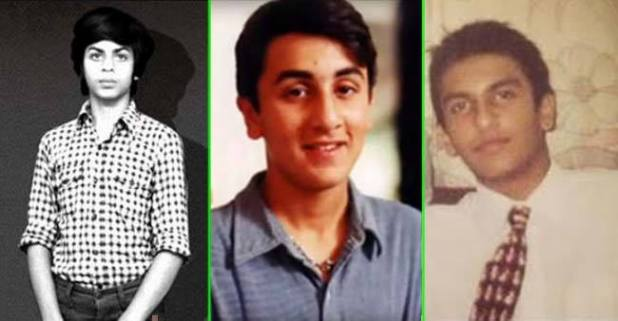 Akshay to Salman, Unidentifiable Pictures of B-Town Actors From Their Childhood