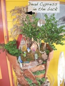 Fairy Garden Redo