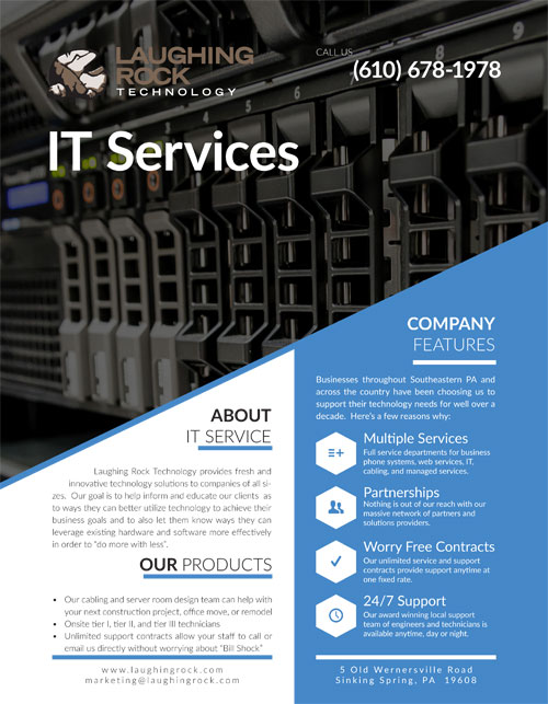 Computer Information Technology Services & Support
