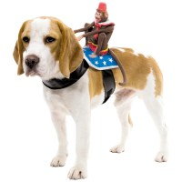 Humorous Dog Costumes That Look Like Things are Riding on ...