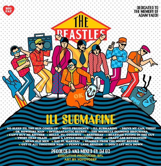 The Beastles - Ill Submarine
