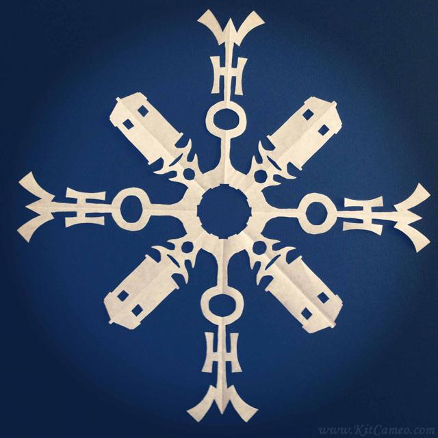 Doctor Whoflake