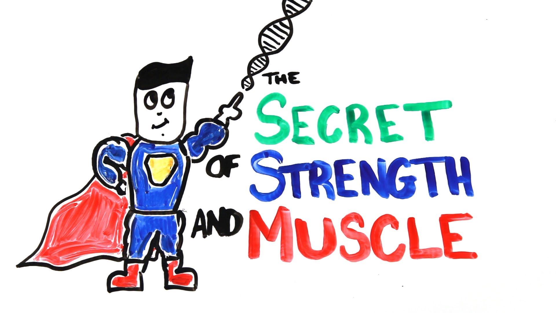 The Scientific Secret Of Strength And Muscle Growth By