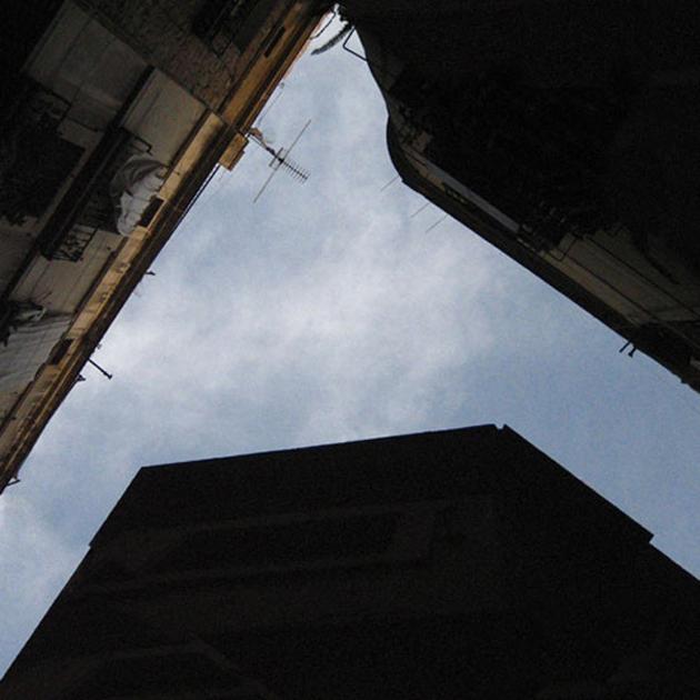 Type the sky by Lisa Rienermann