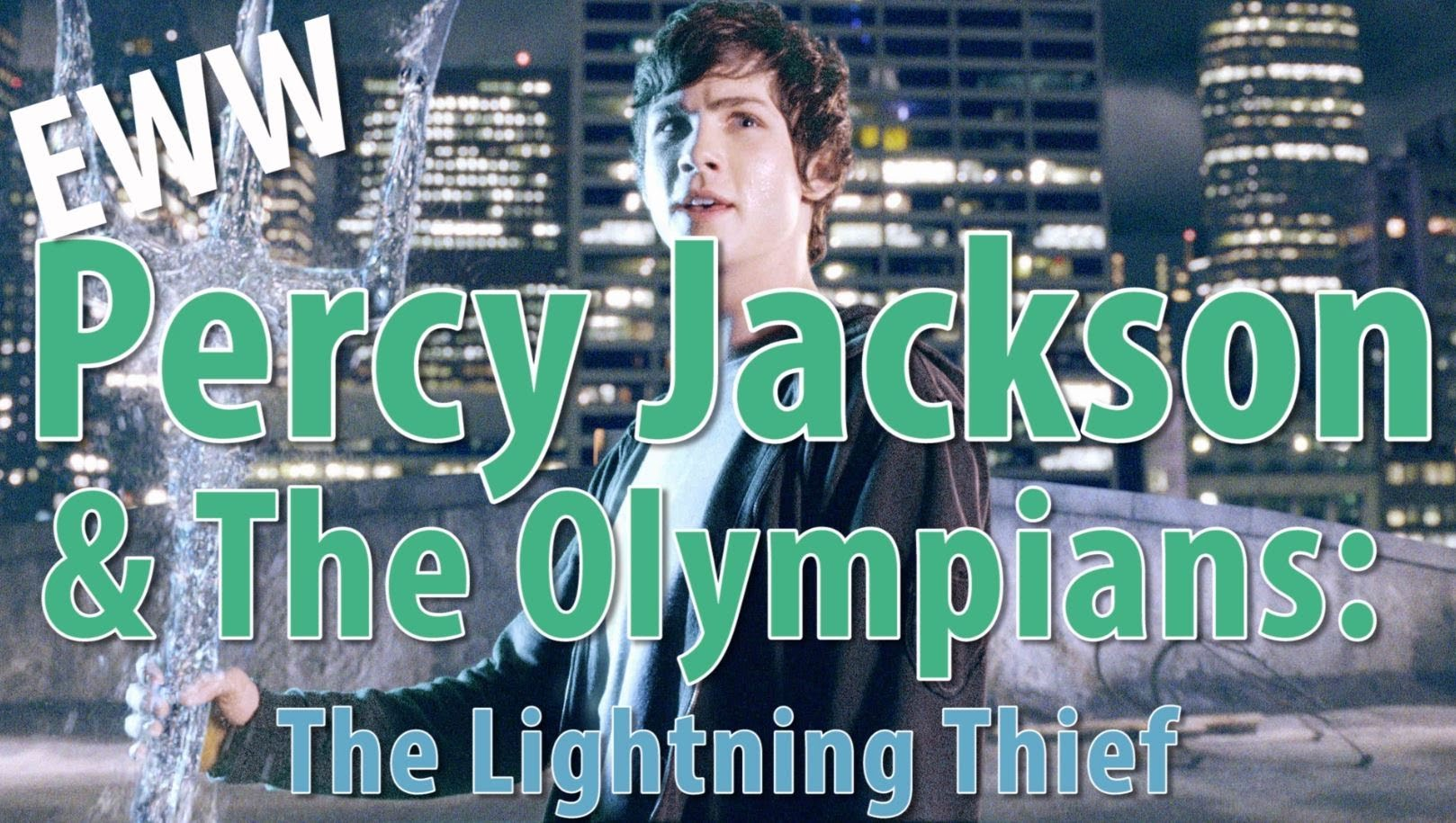 Everything Wrong With Percy Jackson Amp The Olympians In 8