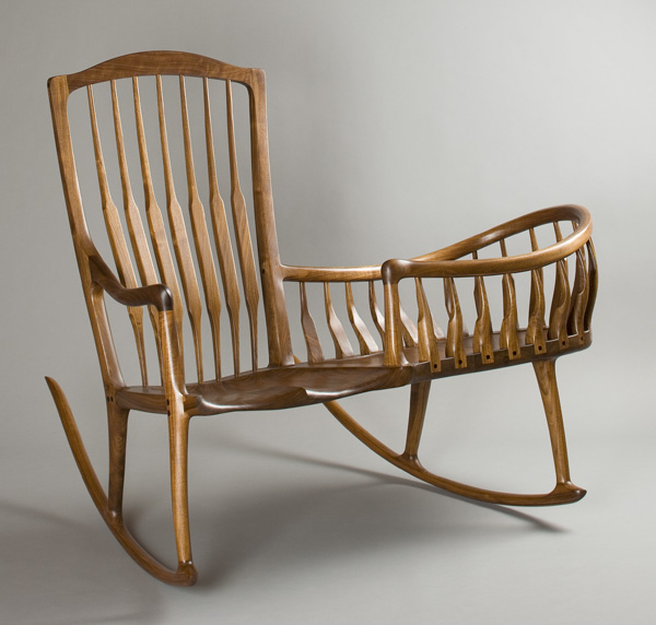 rocker cradle a combination rocking chair and cradle
