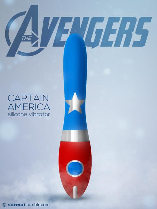 Avengers Sex Toys