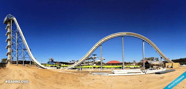 Kansas City Schlitterbahn New Slide