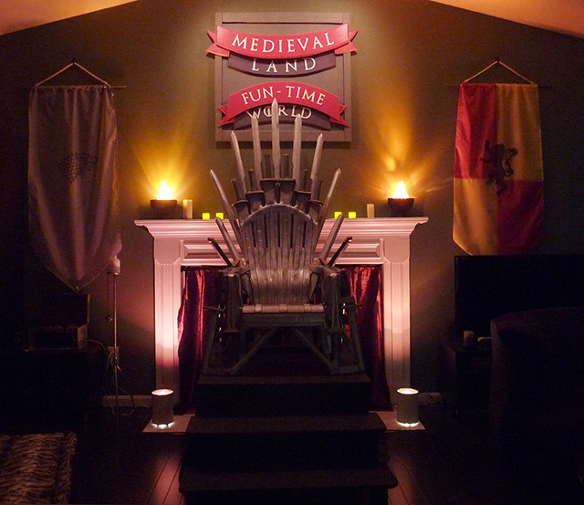 adirondack chair photos wedding cover hire redditch how to build a replica of the iron throne from 'game thrones'